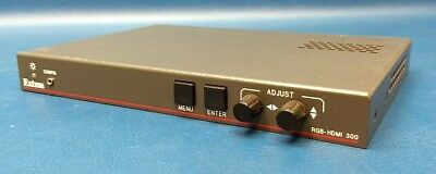 Extron RGB-HDMI 300 RGB VGA To HDMI Scaler Converter  **GTY Available**