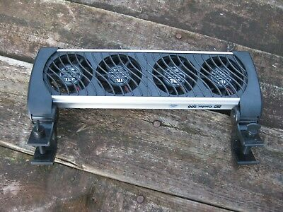 JBL 200, 12 volt, 4 fan, Tank cooler
