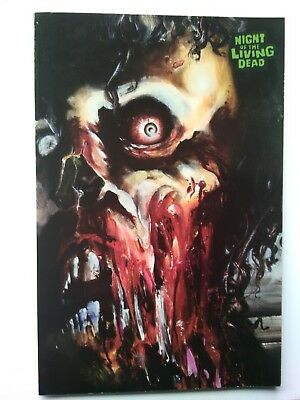 NIGHT OF YHE LIVING DEAD No2 graphic novel