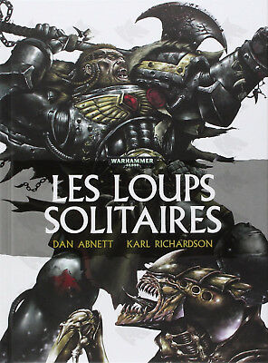 Les loups solitaires - BD - Warhammer 40 000