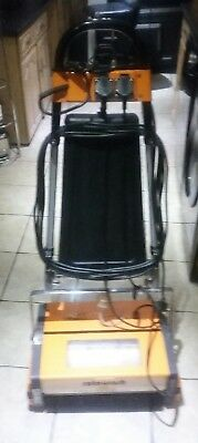 Rotowash R4-K Professional Floor Carpet Cleaner Scrubber with Trolley Roto Wash