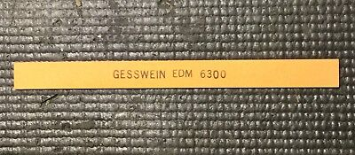 1911 Rail  finishing  stone 320 Grit Gesswin