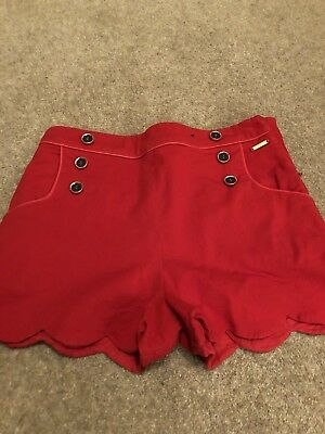 Girls Marks And Spencers Shorts Age 10-11
