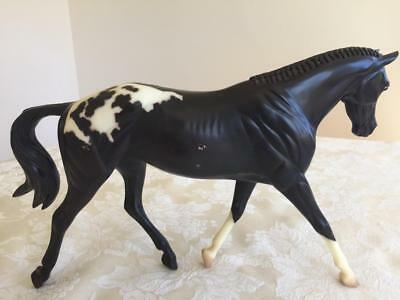 Nice Breyer Black Palomino Morganglanz Mold Horse Breyer Reeves Seal