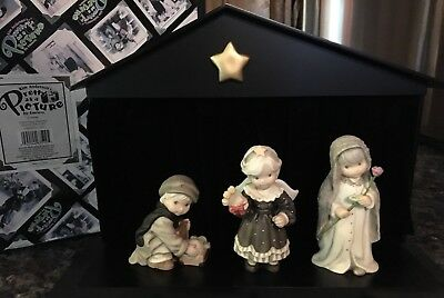 """Kim Anderson """"Christmas Pageant"""" Collector's Set"""