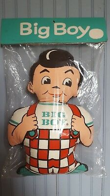 Vtg NOS 1967 BIG BOY Cloth Doll > Elias Bros Frisch Bobs