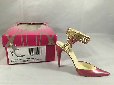 Just the Right Shoe Captive Heart Gift Box 25490 Raine Willitts