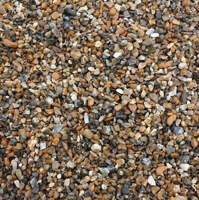 20Mm Garden Stones For Edging Driveway Pea Shingle Gravel Mix- 25Kg Bags