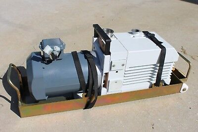 Leybold Trivac medical vacuum pump