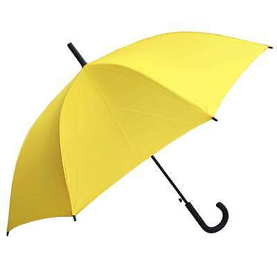 Willow Tree Classic Auto Open Yellow Umbrella