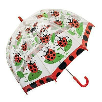 Clifton Childrens Kids BUGZZ Series Ladybug Umbrella