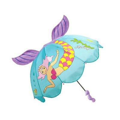 Clifton Childrens Kids KIDORABLE 3D Mermaid Umbrella