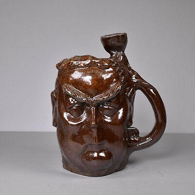 Australian Limited Edition Bendigo Pottery, Character Jug, Sir Robert Menzies