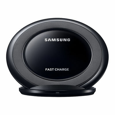 OEM Qi Fast Charger Wireless Charging Stand Dock Pad For Samsung S9 S8 S7 Note8