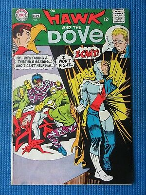 The Hawk And The Dove 1 - (Fn-) - 1St Issue - Steve Ditko