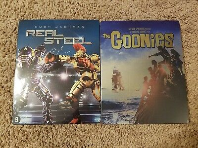 Various Used STEELBOOK & Other Limited Ed read individual description for Info