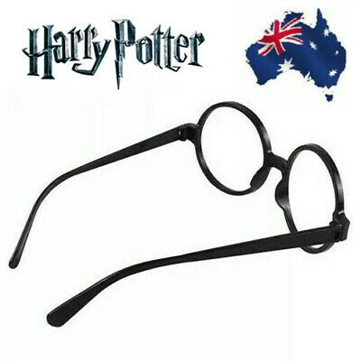 AU Book Week Harry Potter Gryffindor Black Glasses Cosplay Costume Accessories