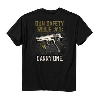 Gun Safety Rule Shirt 2ND AMENDMENT
