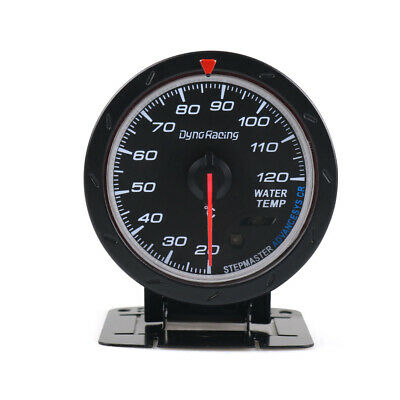 "2.5"" 60mm Auto Car Water Temperature Gauge 20-120℃ Water Temp Meter With Sensor"