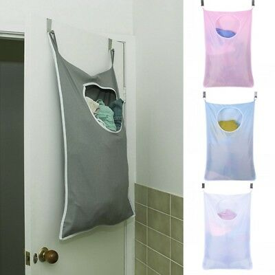 Laundry Over The Door Clothes Drying Rack Compact Design Small Space