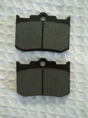 Brake Pads For Big Dog Motorcycles Front And Rear With Pm 4 Piston Calipers