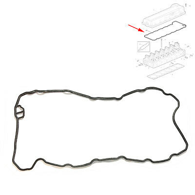 Cylinder Head Cover Gasket Fits Renault Trucks, Volvo, 20 538 793, 74 20 538 793