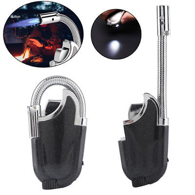 Refillable Butane Cigar Cigarette Lighter Jet Flame Torch for Outdoor Grill BBQ