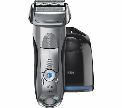 Braun Series 7 7898cc Wet & Dry Foil Shaver + Clean & Charge Station RRP:- £329
