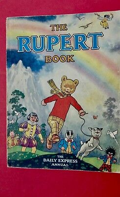 Rupert Annual 1948. VERY GOOD++++ READ DETAILS  GREAT COPY