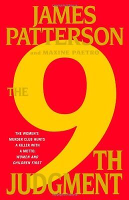 The 9th Judgment (Women's Murder Club) By James Patterson,Maxine Paetro