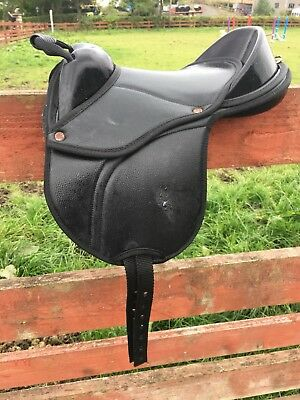 "10""  Cub Saddle with Handle Ideal for Child/Shetland/Pony"