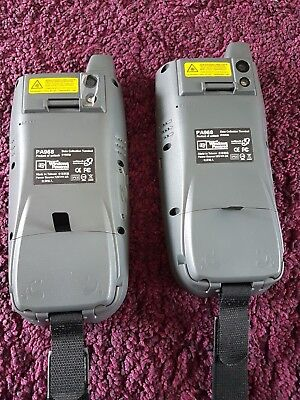 Unitech PA968 Data Collection Terminal x 2 units - great condition