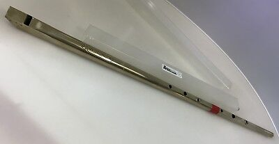 Large Shaw Tin Whistle, D - complete with original case