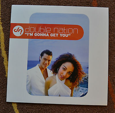 """DOUBLE NATION - Im Gonna Get You (12"""" Vinyl)"""