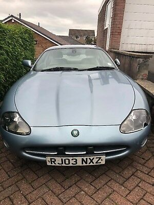 Jaguar XK8 4.2 / 2003 / spares or repairs / mot failure