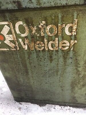 Oxford Rt110 Arc Welder