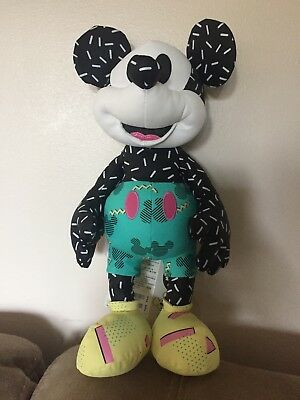 Mickey Mouse Memories September Plush Limited Release 9/12