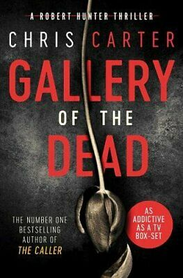 Gallery of the Dead (Robert Hunter 9) by Carter, Chris Book The Cheap Fast Free