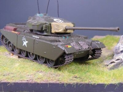 tolles Modell in 1:72//76 - #si489 - US Panzer Centurion