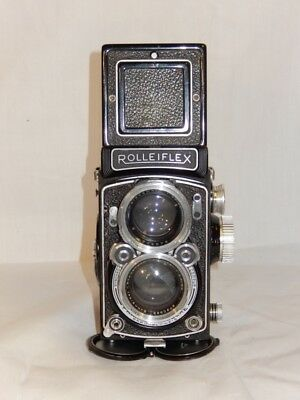 Rolleiflex f2.8 C camera twin lens reflect
