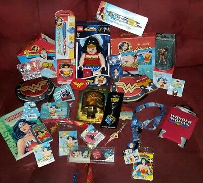 Wonder Woman Collectible Gift Lot..Brand New..we COMBINE SHIPPING at best.