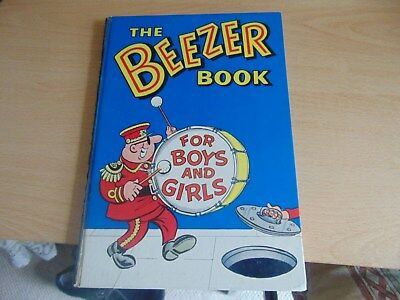 The Beezer Book 1965 Vintage Comic Annual