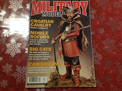 Military Modelling Vol 30 No 12 October 2000 66 pages