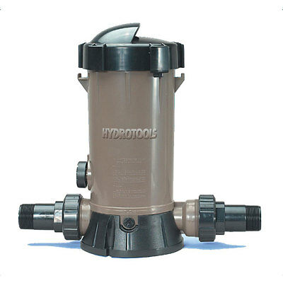 Swimline In-line Chlorine Feeder for Above Ground Pools