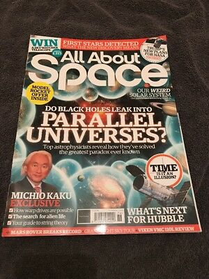 All About Space Magazine Issue 076 2018