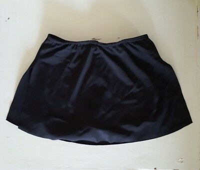 Balera Dancewear Basic Dance Skirt Black Size Small Child