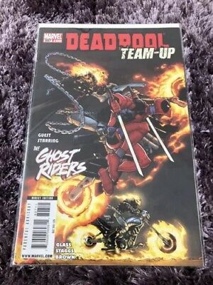 Deadpool Team-Up #897 Guest Starring The Ghostriders Marvel VF