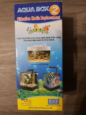 Alert Fish Are Fun 1920ct Replacement Filter Media Pet Supplies