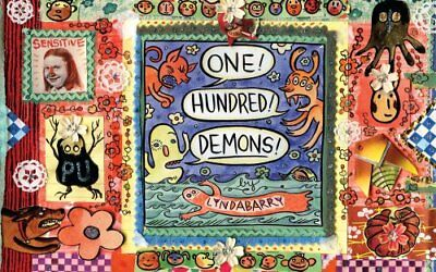 One! Hundred! Demons! by Lynda Barry 9781770462779 (Paperback, 2017)