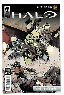 Halo Collateral Damage #3 (Dark Horse, 2018) NM